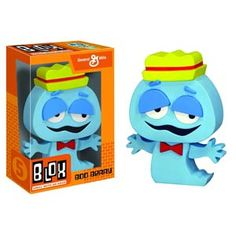 Millions of children have enjoyed the General Mills cereals promoted by their famous mascots -- Count Chocula, Franken Berry, and Boo Berry. Now, these pop culture icons get reimagined by Funko for their new line of 'vinyl with an edge' figures, the 7 tall Blox vinyl figures! Each figure has a fun die-cut design that will stand out among your collectibles. Window box packaging.