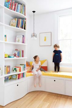 Do you have a small space for a kids room ? Here are a great ideas to try!