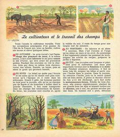 farming and seasonal farm work