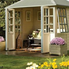 Chatsworth Summerhouse / Garden Room - Gazebo Direct