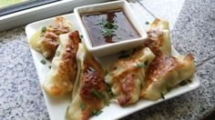 A.1. Pot Stickers With Chili Pineapple Dipping Sauce #A1 Recipe - Food.com