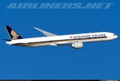 Boeing 777-312/ER - Singapore Airlines | Aviation Photo #4659785 | Airliners.net