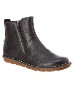 dd2b4f47a265 CLARKS CLARKS TAMITHA FLOWER LEATHER BOOT.  clarks  shoes  . Clarks Shoes  WomenBlack ...