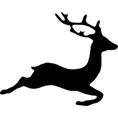 Deer shape free vector icons designed by Freepik Reindeer Silhouette, Silhouette Clip Art, Deer Art, Moose Art, Male Deer, Deer Cartoon, Animal Categories, Ikon, Cute Animals