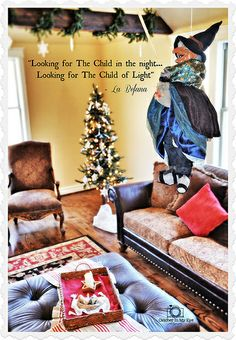 La Befana Searches For The Child Of Light Resolution Have CHILDlike Wonderment Everyday LightItalian ChristmasYuleResolutions