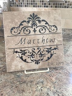 Tile Plaques Home Decor A Personal Favorite From My Etsy Shop Httpswwwetsylisting