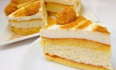 Túrógombóc torta recept