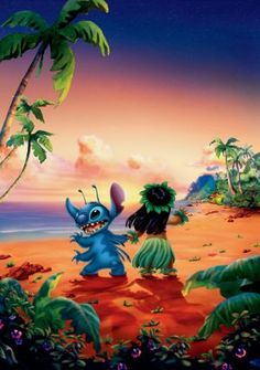 Lilo & Stitch Key art