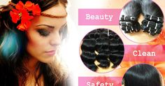 BEAUTY - CLEAN - SAFETY Vietnamese hair
