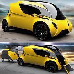 Super Cool Car