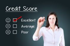 How to Get Your Credit Score Above 800 and Keep it There - Money Savvy Living - Finance tips, saving money, budgeting planner Free Credit Score, Tenant Screening, Financial Tips, Student Loans, Being A Landlord, Money Management, Life Skills, Personal Finance