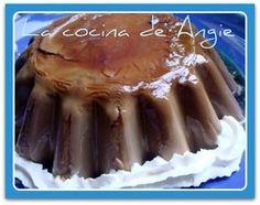 FLAN DE NOCILLA Mousse, Flan, Tiramisu, Pudding, Ethnic Recipes, Desserts, Google, Custard, Dessert Recipes