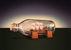 Incredible Digital Illustrations by Dmitry Uvarov | Inspiration Grid | Design Inspiration