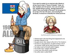 Canadian Provinces and Territories by Ctcsherry Canada Funny, Capital Of Canada, Funny People Pictures, Hetalia Fanart, Northwest Territories, Manga List, Canadian History, America And Canada, Online Anime