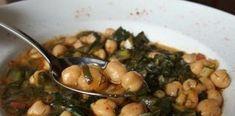 Ρεβίθια φρικασέ, μια παραδοσιακή συνταγή από την Τήνο