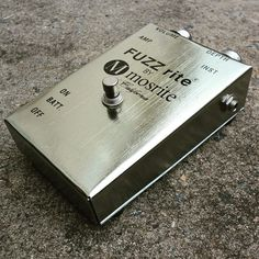 One of the cleanest examples of a 60s Fuzzrite