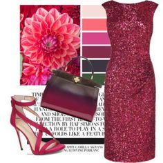 Dress/shoes/bag 7