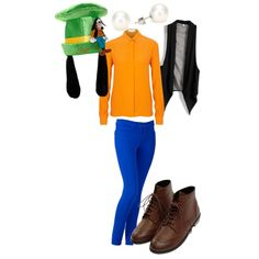 Goofy Inspired Outfit
