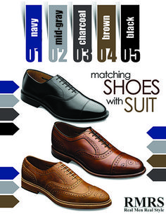 Buying Your First Suit: Factor #8 – Dress Shoes & Socks