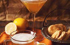 Earl Grey Tea Martini Recipe | How to Make a Drunkard Look like a Queen | Pepper.ph