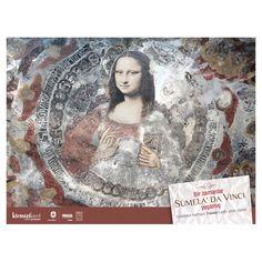 Bir zamanlar Sümela'Da Vinci yaşamış.