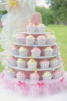#Ballerina #cupcakes