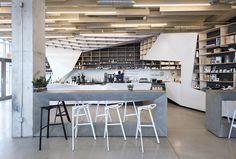Galería - ODIN Bar & Café / Phaedrus Studio - 1