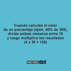 Spanish Lessons, Math Lessons, Math Tips, Fun Math, Math Activities, Curious Facts, Physics And Mathematics, School Study Tips, Bullet Journal School