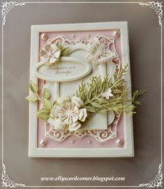 Elly's Card- Corner: Zomaar een kaartje....