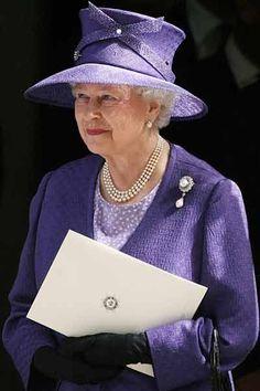 Royal Purple..