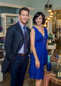 Grey House has a room ready for you! Join Catherine Bell and James Denton on Sundays for all new episodes of Good Witch!  Then enter for a chance to win $250 in our Good Witch Magic Sweepstakes! Good luck! #goodies #hallmarkchannel