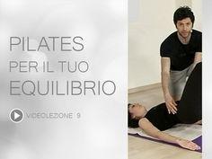 Video Pilates Lezione 9 | Pilates per il tuo Equilibrio