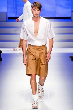 The Style Examiner: Top Trends from Milan Fashion Week Spring/Summer 2014*