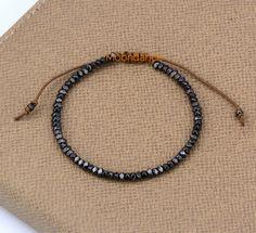 Homens pulseira de hematita Metal pulseiras pulseiras pulseiras casais de homens ajustável fabricante em Pulseiras vertente de Jóias & Acessórios no AliExpress.com | Alibaba Group