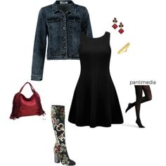 """Sin título #44"" by elroperodecathy on Polyvore"