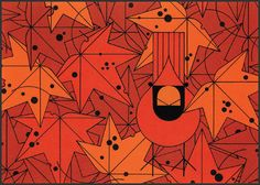 Under the Sweetgum Tree - Charley Harper