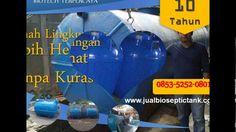 Supplier Biofilter IPAL | BIOTECH SEPTIC TANK di Jakarta | 0853-5252-0801