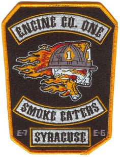 SYRACUSE FIRE DEPARTMENT ENGINE COMPANY 1