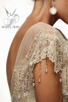 Böhmische Hochzeitskleid KALYVIN von RaraAvisAngeEtoiles auf Etsy