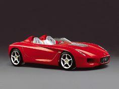 2000 Pininfarina Rossa concept car