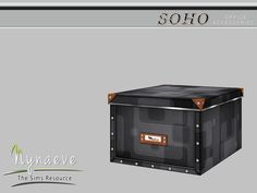 Soho Office - Storage Box Found in TSR Category 'Miscellaneous'