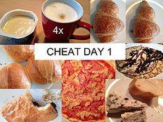 cheat day stoffwechsel