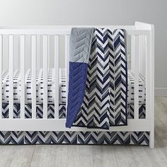 Stylish geometric patterns and shapes are making their way into the kid's room. (Searches for geometric decor +1178%)