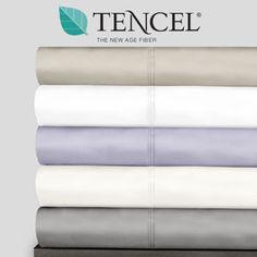600TC Tencel® 6PC Sheet Set - Cal-King