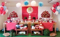 Festa Infantil | Chapeuzinho Vermelho