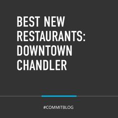 The Best New Restaurants in Downtown Chandler Pizza Games, Hidden House, New Roots, Community Space, Catering Business, Cocktail Menu, Healthy Sandwiches, Wood Fired Pizza, Wine List