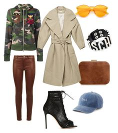 """Без названия #11"" by lidiya-yurtaeva on Polyvore featuring мода, SET, Gianvito Rossi, History Repeats, SO и Moschino"