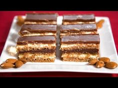 Cake Recipes, Dessert Recipes, Opi, Nutella, Tiramisu, Breakfast Recipes, Food And Drink, Gluten Free, Sweets