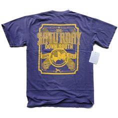 Baton Rouge, LA - Bourbon Label