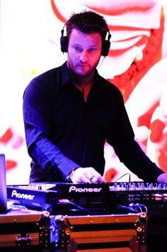 Le DJ Aaxel Ross était là pour l'occasion!